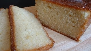 Lemon Cake Recipe