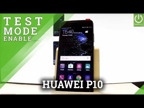 Codes HUAWEI P10 - HardReset info