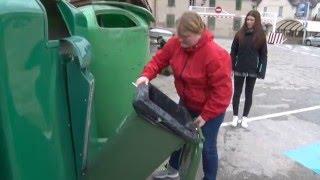 Campanha de reciclatge de veire - Conselh Generau d'Aran e Ecovidrio