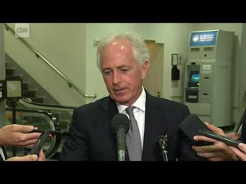 Sen. Corker: Rex Tillerson is not getting support he needs
