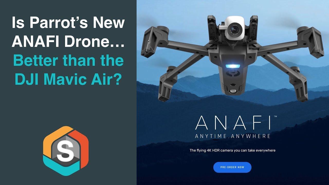 drone telecommandé