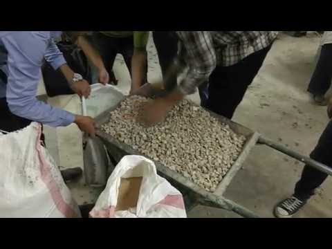Material  project || concrete test  || Civil Engineering Cairo University 2018