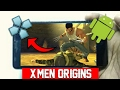 How To Download X-Men Origins Wolverine Game On Android 2017 PPSSPP Gold Games 2017
