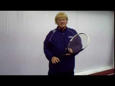 Forehand Drop Shot in Tennis and How to Learn How to Use One With Control and Touch