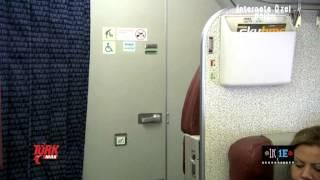1 Kadın 1 Erkek || Uçakta Sevişme - İnternete Özel