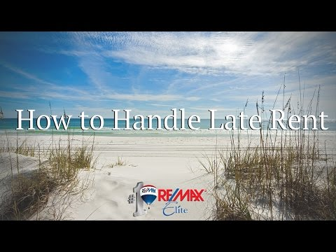 How to Handle Late Rent – Melbourne, FL Landlord Education