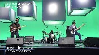 "TOKYOLITE ""Consolation Prize"" - Asia Versus GP -"