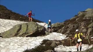 Les 80 km du Mont-Blanc...