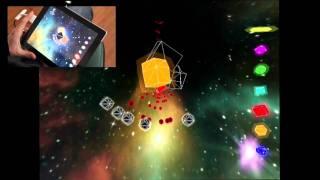 björk: biophilia: crystalline app tutorial