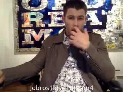 Nick Jonas Live Chat - September 7, 2014