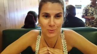 Fussy Farina at Jenny's Country Kitchen in Whittier, California