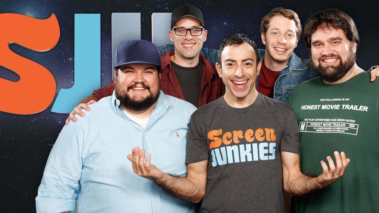 Screen Junkies Universe LIVE! 11/18 - ep 1