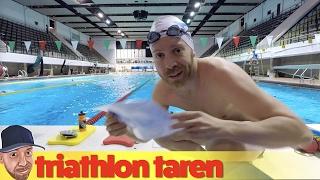 Fast Triathlon Swim Training and Triathlon Recovery Monitoring with Lifetrak HRV Zoom