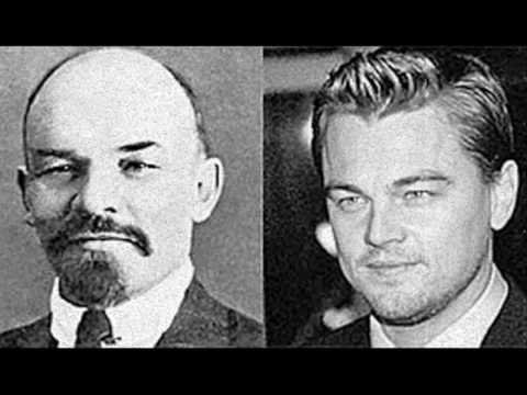 Leonardo DiCaprio as Lenin