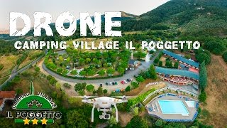 Camping Village Il Poggetto - Aerial View #1 - September 2016