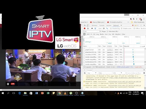 How to add URL channel on SMART IPTV (RE-UPLOAD)