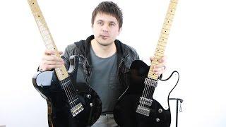 Fender Cabronita Telecaster Comparison
