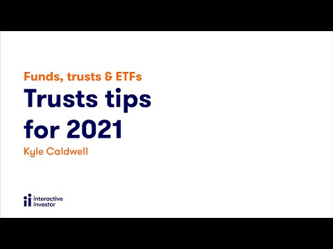 Three investment trusts to watch in 2021