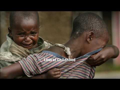 Orphans in Congo
