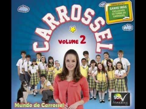 cd do carrossel volume 3 completo
