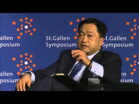 The clash of generations: a view from the world - 44th St. Gallen Symposium