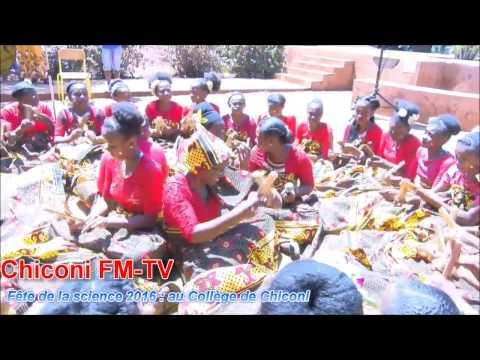 Chiconi FM-TV : FDS 2016 Groupe de MBWI du Collège de Chiconi