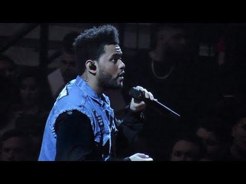 The Weeknd - Often Live Ottawa, Canada 05/28/17