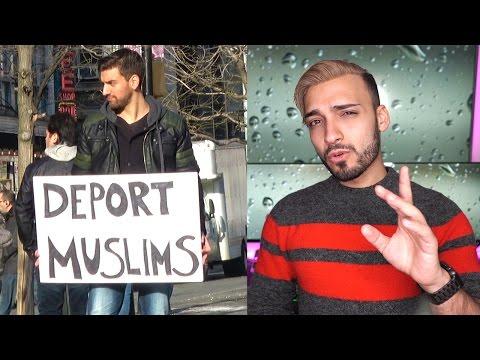 DEPORT MUSLIMS BAN EXPERIMENT ft. JoeySalads