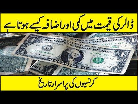 How Does The Rate Of Dollar Increase Or Decrease In Urdu Hindi
