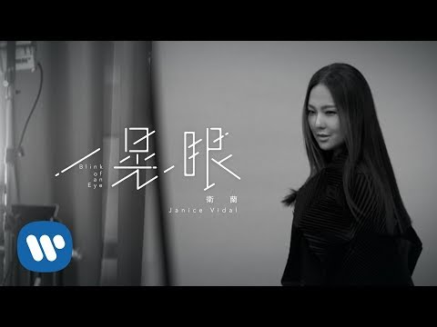 衛蘭 Janice Vidal - 一晃眼 Blink Of An Eye (Official Music Video)