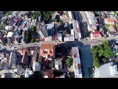 Câmpulung Moldovenesc (filmare aeriană)
