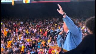 Boig per tu - Diango i Pep Sala @ Concert per la llibertat, Camp Nou 29.06.2013