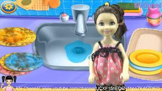BabyBus - Tiki Mimi và trò chơi bé phụ giúp mẹ làm việc nhà