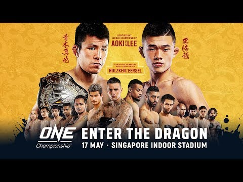[Full Event] ONE Championship: ENTER THE DRAGON