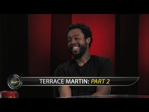 Grammy Award Winning Artist/Producer Terrace Martin (Part 2) - Pensado's Place #314