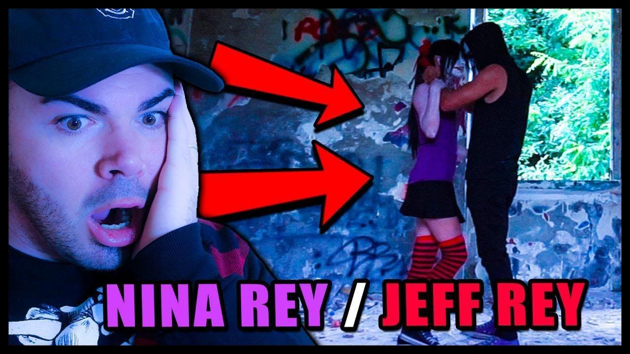 NINA REY E JEFF REY KILLER SI INCONTRANO ! 🔪🎀 DOCTOR VENDETTA