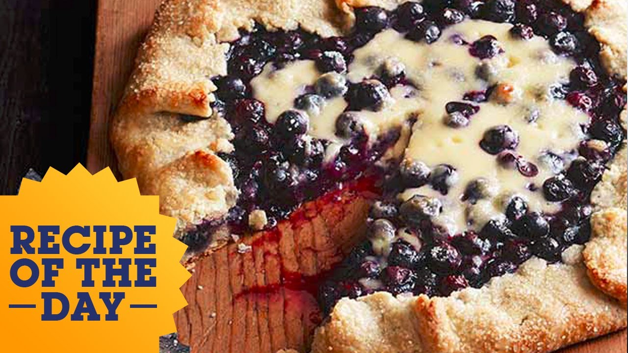 Blueberry Cheesecake Food Network