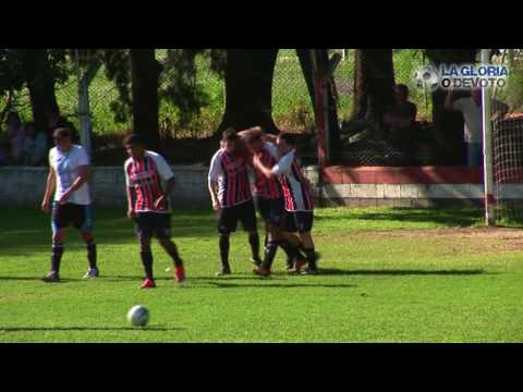 La Gloria o Devoto. Torneo Federal B -  General Rojo(San Nicolás) Vs. Argentino de Pergamino