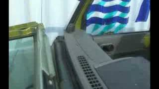 How To Fold The Windshield Of A Jeep Wrangler Jk