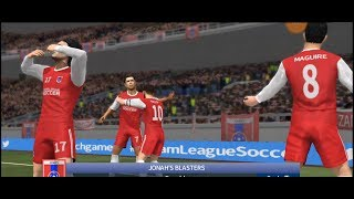 Dream League Soccer 2017 Android Gameplay #6 Du Recorder