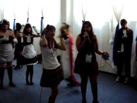 """Anime Stereo Expo TNT Viernes 19 de Agosto """"Caramel Dance"""" Karaoke"""