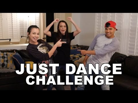 Just Dance Challenge - ft. D-trix - Merrell Twins