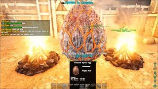 How To Hatch A Ice Wyvern Egg In Ark