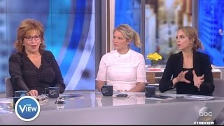 The View - Reacts To Trump Defunding Sanctuary Cities (Part 2)