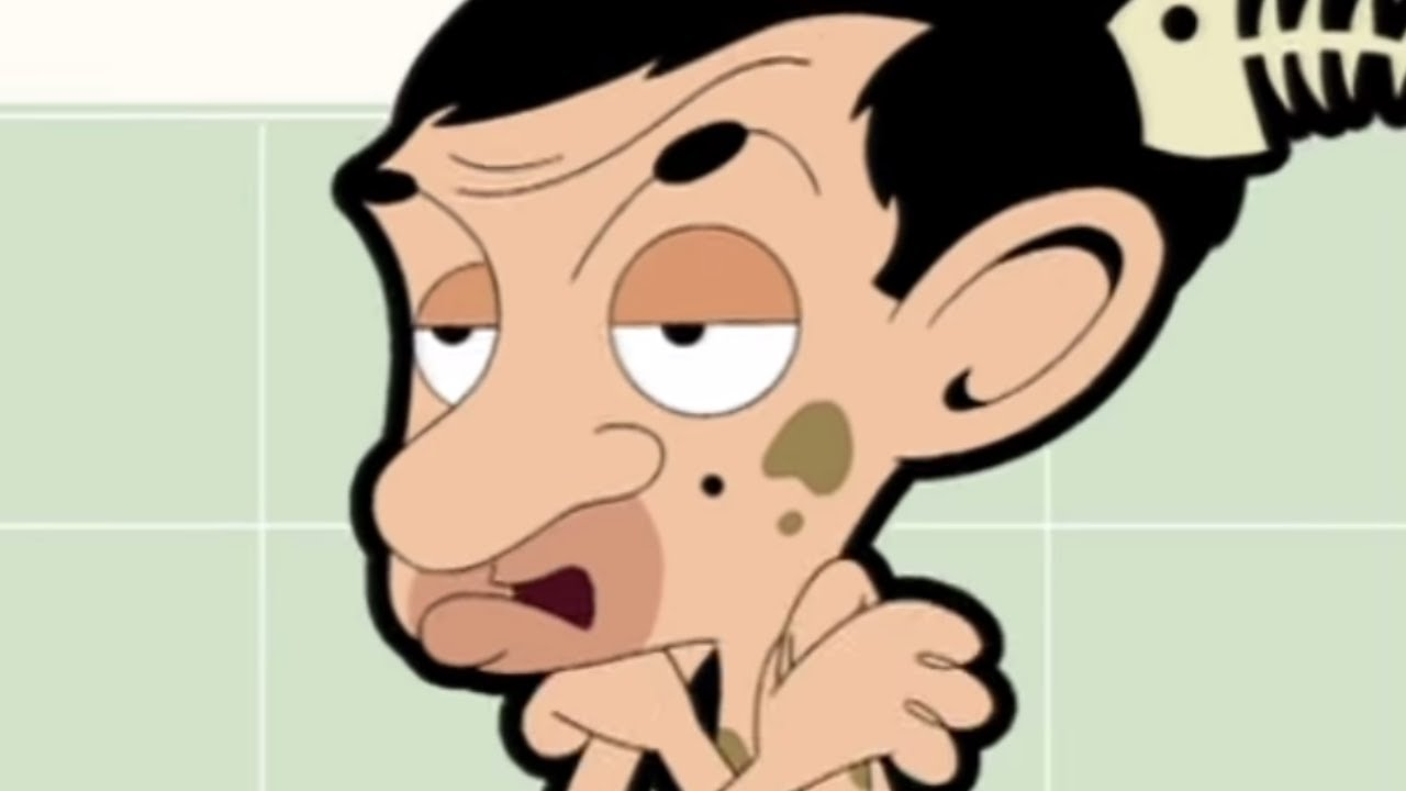 No Hot Water >> No Hot Water Mr Bean Official Cartoon