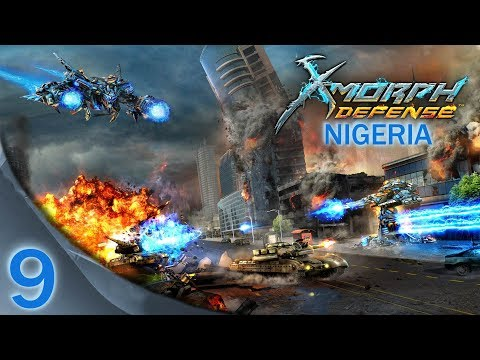 X-MORPH DEFENSE #9: CAPTURANDO NIGERIA | GAMEPLAY ESPAÑOL