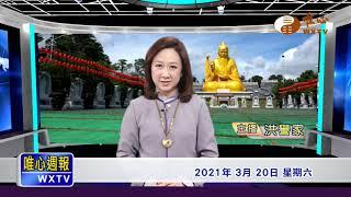 【唯心週報137】| WXTV唯心電視台