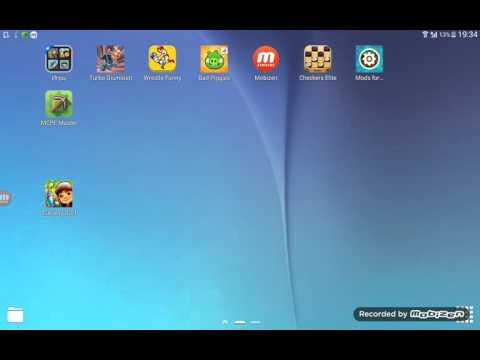 Обзор игр на планшете