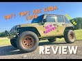 Are Jeep Soft Tops LOUD? & Mirror Myth FIX.......