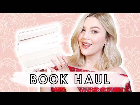 BOOK HAUL | WHAT'S ON MY SUMMER READING LIST | I Covet Thee Books